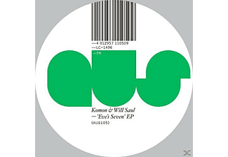 Komon & Will Saul - Eve's Seven (Recloose Remix) [Vinyl]