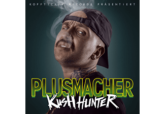 Plusmacher - Kush Hunter (LTD./2LP+CD/Klappcover) - (LP + Bonus-CD)