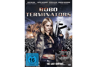 The Last Sentinel / Robo Terminators - (DVD)