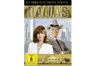 Dallas - 3.Staffel (NEU) - (DVD)
