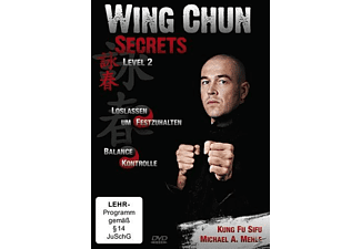 Wing Chun - Secrets Level 2 - (DVD)