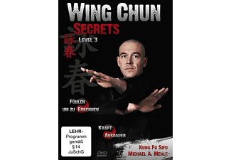 Wing Chun - Secrets Level 3 - (DVD)