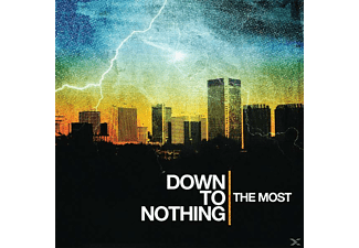 Down To Nothing - THE MOST - (CD)