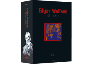 Edgar Wallace Edition Box 2 [DVD]
