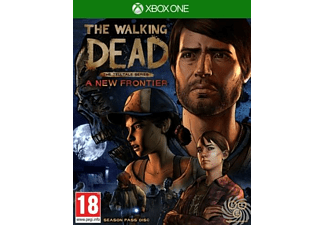 Warner Bros Walking Dead 3, The Telltale Series Xbox One (1000628835)