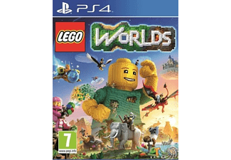 Warner Bros LEGO Worlds PS4 (1000634343)