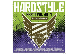 VARIOUS - Hardstyle Festival 2017-The Escalation Mix - (CD)