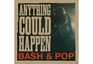 Bash & Pop - Anything Could Happen - (Vinyl)