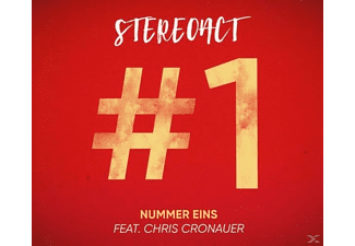 STEREOACT FEAT. CHRIS CRONAUER - Nummer Eins - (5 Zoll Single CD (2-Track))
