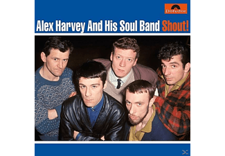 Alex Harvey And His Soul Band - Shout! (Vinyl) - (Vinyl)
