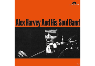 Alex Harvey And His Soul Band - Alex Harvey And His Soul Band (Vinyl) - (Vinyl)