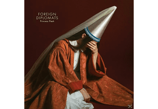 Foreign Diplomats - Princess Flash - (CD)