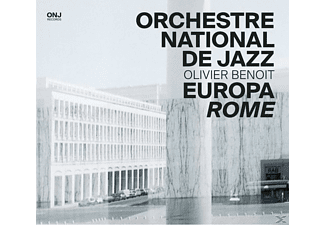 Onj - Orchestre National De Jazz Olivier Benoit - Europe Rome - (CD)