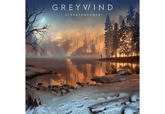 Greywind - Afterthoughts - (CD)