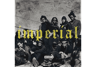 Denzel Curry - Imperial - (Vinyl)