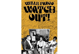 Wells & Fargo - Watch Out - (CD + Buch)