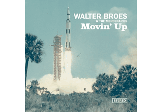 Walter Broes - Movin' Up - (CD)
