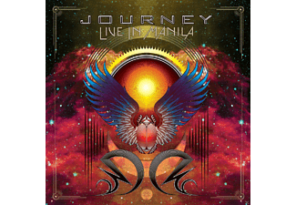 Journey - Live In Manila [CD + DVD]