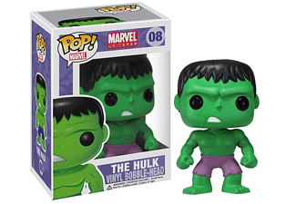 Pop! Marvel: The Hulk Bobblehead #08