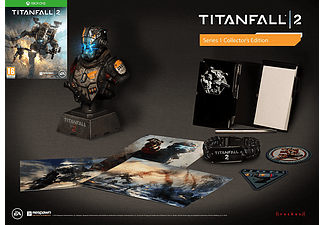 Titanfall 2 Marauder Corps Collector's Edition Xbox One