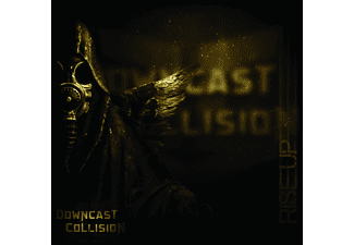 Downcast Collision - Rise Up - (CD)