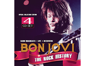 Bon Jovi - The Rock History - (CD)