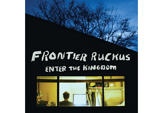Frontier Ruckus - Enter The Kingdom (Heavyweight Coloured LP+MP3) - (LP + Download)
