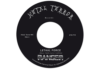 Ranger - Lethal Force/Night Slasher - (Vinyl)