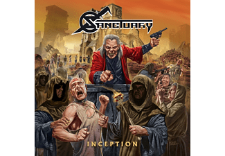 Sanctuary - Inception - (LP + Bonus-CD)