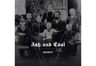 Ash And Coal - Lecacy - (CD)