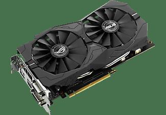 ASUS GeForce GTX 1050Ti ROG Strix 4GB Gaming (90YV0A31-M0NA00) (NVIDIA, Dual-Slot Grafikkarte)