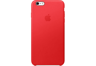 APPLE iPhone 6s Plus Leren Case Rood