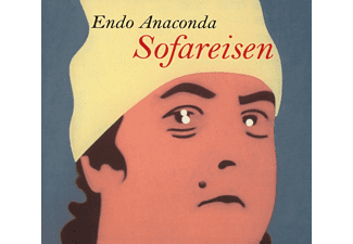 Endo Anaconda - Sofareisen - (CD)
