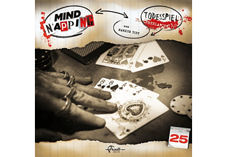 MindNapping 25: Todesspiel-Freelancer 3.0 - 1 CD - Krimi/Thriller