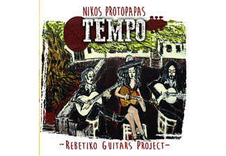 -  Tempo Rebetiko Guitars Project [CD]