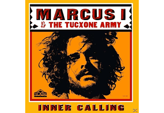 The Tucxone Army, Marcus I - Inner Calling - (CD)