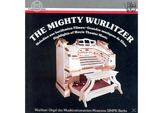 Robert Duksch - The Mighty Wurlitzer - (CD)