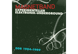VARIOUS - Magnetband - (CD)
