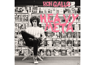 Ron Gallo - Heavy Meta - (Vinyl)