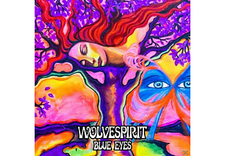 Wolvespirit - Blue Eyes (Limited Edition) - (CD)