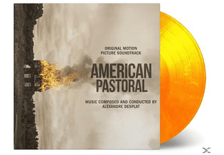 OST/VARIOUS - American Pastoral (LTD Flaming Orange/Yellow) - (Vinyl)