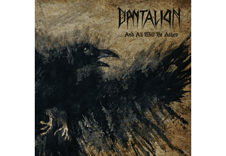 Dantalion - And All Will Be Ashes - (CD)