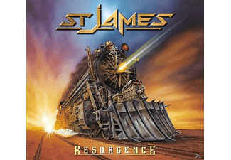 St.James - Resurgence - (CD)