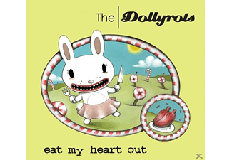 The Dollyrots - Eat My Heart Out - (CD)
