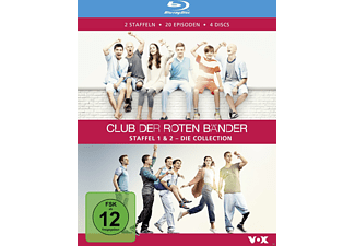 Club der roten Bänder-St.1 & 2 Collection BD [Blu-ray]