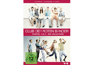 Club der roten Bänder-St.1 & 2 Collection - (DVD)