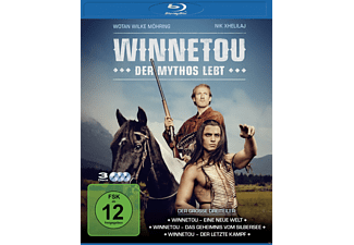 Winnetou - Der Mythos lebt BD [Blu-ray]
