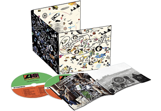 Led Zeppelin -  Led Zeppelin III Deluxe Set (2014 Reissue) [CD]