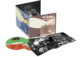 Led Zeppelin -  Led Zeppelin II Deluxe Set (2014 Reissue) [CD]