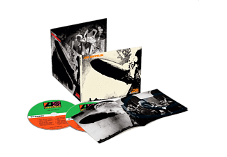 Led Zeppelin -  Led Zeppelin Deluxe Set (2014 Reissue) [CD]